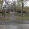 Courtyard at Harvard University