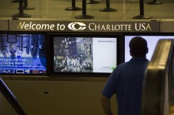 Cliff Dwellers_Charlotte Int Airport
