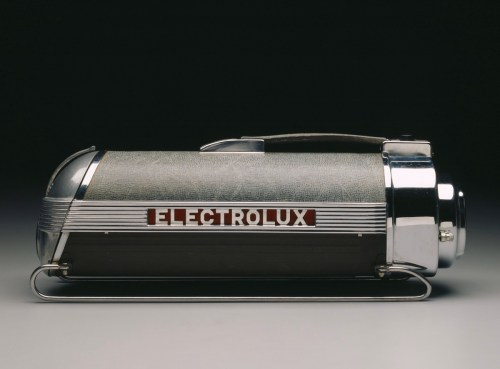 Vacuum cleaner (model 30), Lurelle Guild, 1937