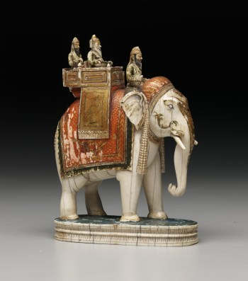 Chess piece, India: Punjab Hills, late 18th-early 19th century, intended gift of David T. Owsley