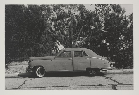 Lee Friedlander, Untitled, 1961, gelatin silver print, Dallas Museum of Art, Polaroid Foundation grant