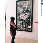 Picasso visitor fave
