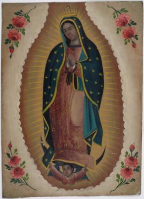 Retablo, Latin American, n.d., Dallas Museum of Art, gift of Mrs. Arthur Kramer, Sr.