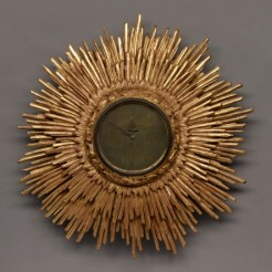 Sun-Shaped Clock, William Moore, n.d., 1985.R.478
