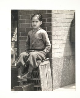 "John Albok, ""Depression,"" 1933, Dallas Museum of Art, gift of Ilona Albok Vitarius, 2011.30.3, © John Albok"