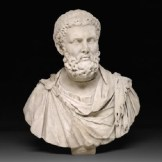 Bust of Herakles, Lambert Sigisbert Adam, Roman, 1st-2nd century C.E., marble, Dallas Museum of Art, Cecil and Ida Green Acquisition Fund, gift of David T. Owsley via the Alvin and Lucy Owsley Foundations, and Wendover Fund, 2015.31