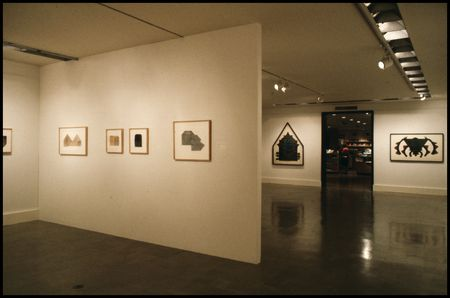 Concentrations III: Betsy Muller/Andrea Rosenberg, June 21–August 2, 1981