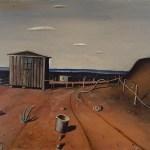 Harry Carnohan, West Texas Landscape, 1934