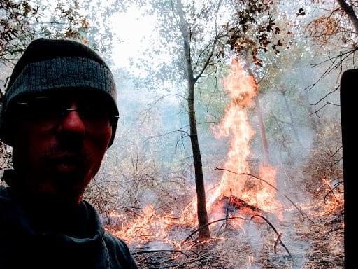 Walka z ogniem w SMZC