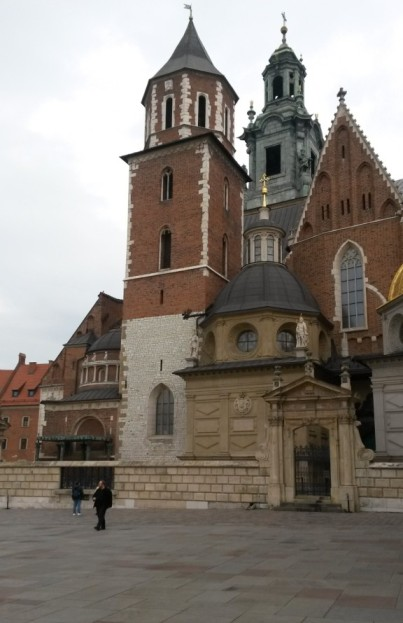 Wawel w imieniny Zygmunta