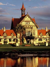 Album release venue - Rotorua Museum