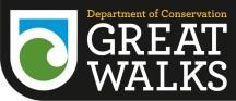 DOC Great Walks Logo.