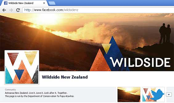 Wildside Facebook screenshot.