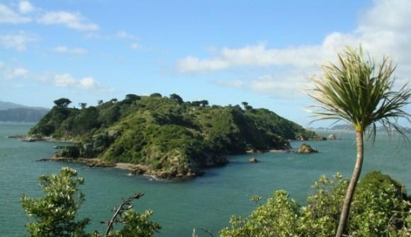 Matiu/Somes Island.