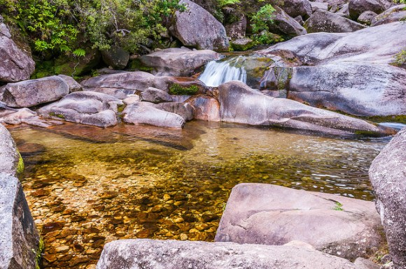 Cleopatra's Pool. Photo: John Strother © All rights reserved.
