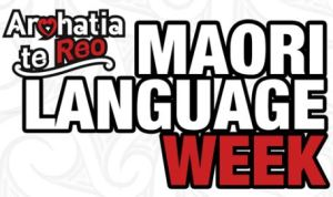 Celebrate Māori Language Week 2014.