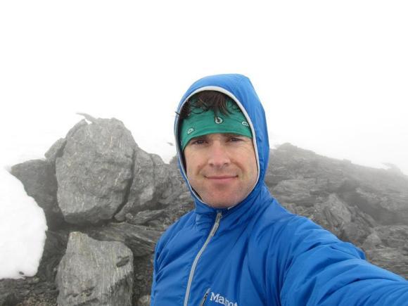 Mountaineer Guy McKinnon.