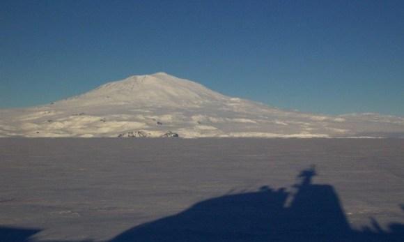 Mount Erebus.