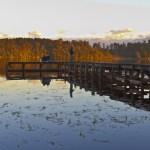Lake Mahinapua. Photo: Michael Dawes | CC BY-NC 2.0.