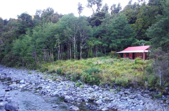 Roaring Stag Hut.