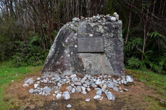 Cave Creek memorial. Photo © Shellie Evans.