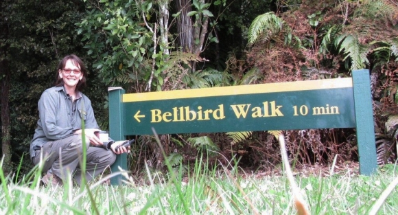 Bellbird Walk.