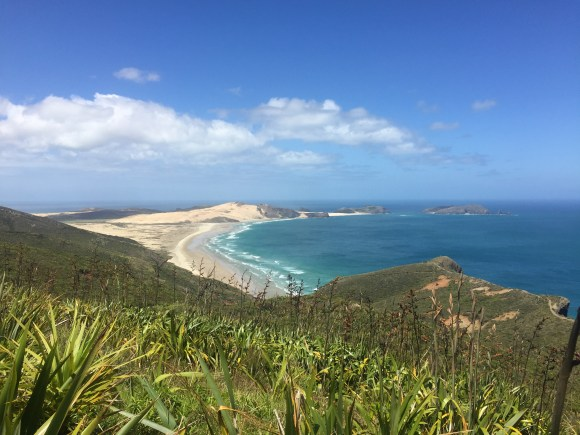 Cape Reinga. Photo: Leigh-Anne Wiig
