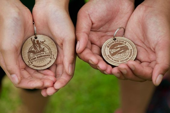 The kiwi guardian medals