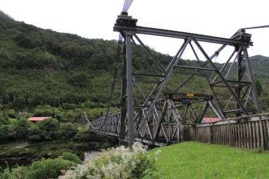 Brunner mine bridge.