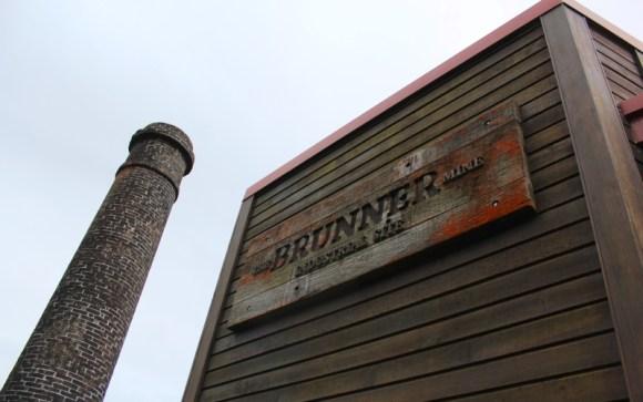 Brunner Mine Site.