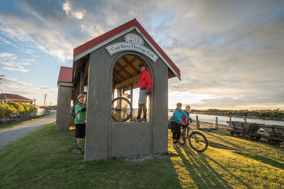 Coal River Heritage Park. Photo: Nimmo Photography.