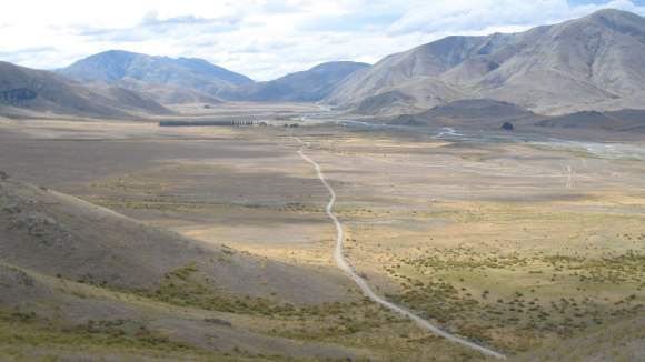 The Molesworth Station.