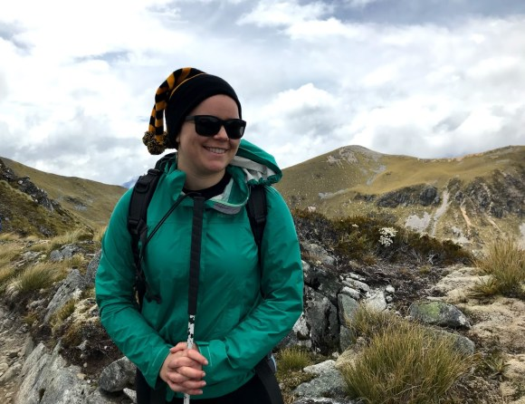 Mary on the Kepler Track.
