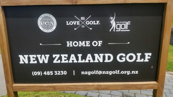 Home of NZ Golf
