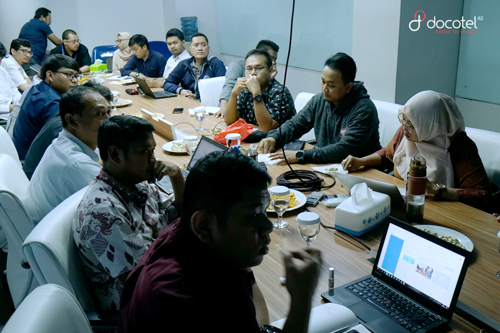 Docotel Group Bedah Penerapan IoT Bersama Sigfox Indonesia dan PT Inti Bisa Fintech - Docotel Official Blog (06/02)