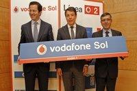 La línea 2 de Metro de Madrid se llamará Vodafone