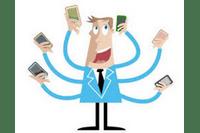 Microsoft, IBM y Apple sacuden la actualidad telefónica