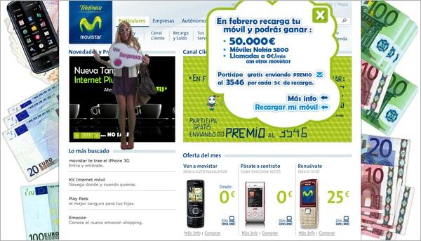 Publicidad Movistar