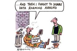 Pros y contras del fin del roaming europeo