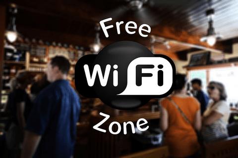 Los riesgos de conectarse a una red WiFi gratuita