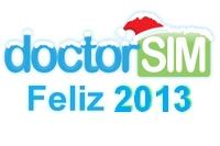 doctorSIM os desea feliz 2013