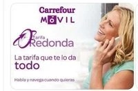 Carrefour Móvil lanza Más Ahorro 3 y Redonda 50