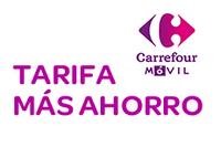 Carrefour Móvil rebaja un céntimo su tarifa Más Ahorro