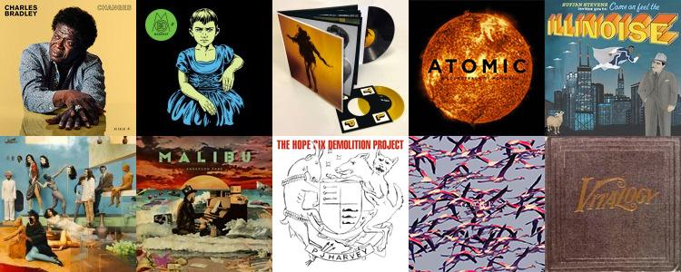 Die 10 heißesten Vinyl Pre-Order im April