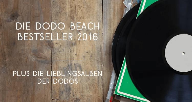Die Dodo Beach Bestseller 2016