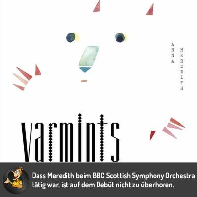 Anna Meredith - Varmints Vinyl LP