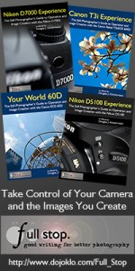 Full Stop photography e book camera user guide Nikon Canon dSLR