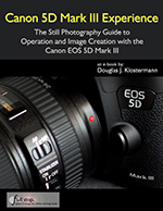 Canon 5D Mark III mk 3 book manual guide dummies field handbook