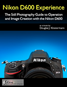Nikon D600 book ebook guide manual tutorial how to dummies instruction field