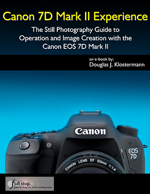 Canon 7D Mark II Experience book manual guide master how to tips tricks learn use setup quick start setting recommend menu custom function